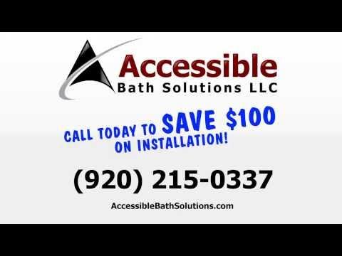 Safeway Step Tub - Accessible Bath Modifications in Appleton, Green Bay, Fond du Lac, Oshkosh WI