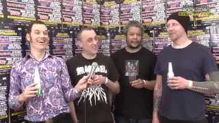 SNUFF Interview - ROCK IN IDRO 2014 DAY 2