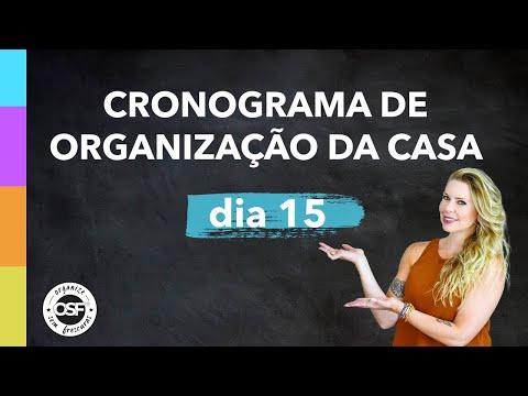 ORGANIZE OS LIVROS - DIA 15
