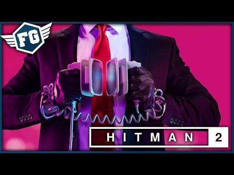 AGENT 47 MĚ POZDRAVIL + PRVNÍ MISE - Hitman 2