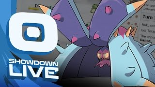 Pokemon Sun and Moon! FT5 Showdown Live w/PokeaimMD & shofu MONOTYPE RANDOM by PokeaimMD