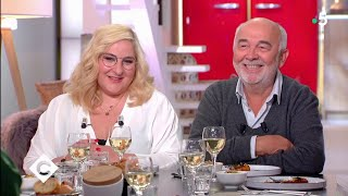 Au Dîner Avec Marilou Berry Et Gérard Jugnot ! - C à Vous - 14/06/2019