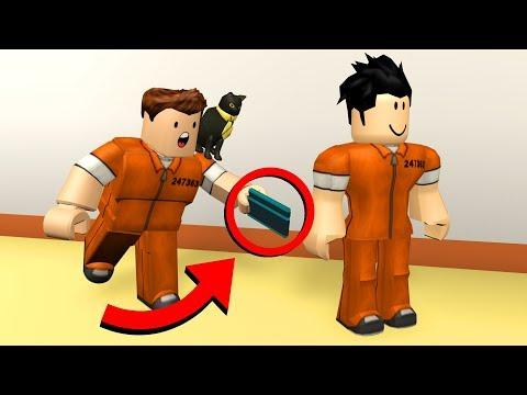 STEALING OTHER PRISONERS' KEYCARDS! | Roblox Jailbreak Prank