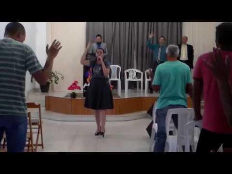 Campanha na Igreja Poderoso Jesus Cristo no Brejo Alegre