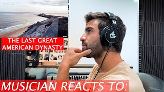 "Musician Reacts To: ""The Last Great American Dynasty"" by Taylor Swift"
