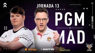 PENGUINS VS MAD Lions E.C. | Jornada 13 | Temporada 2019 Verano