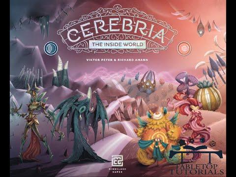 Cerebria - How To Play