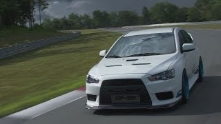 Ryan Gates's 311RS - or - How to Make a Better Evo -- /TUNED