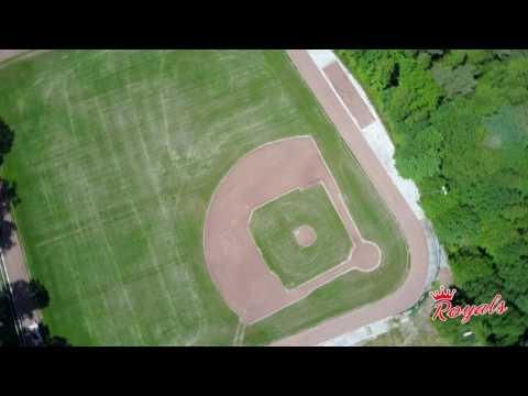 Honkbalvereniging Royals renovatie veld juni