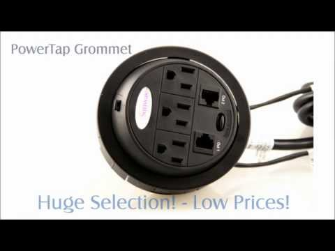 Powertap Power and Data Grommet - Version II