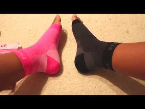Heel Pain Relief Half Socks