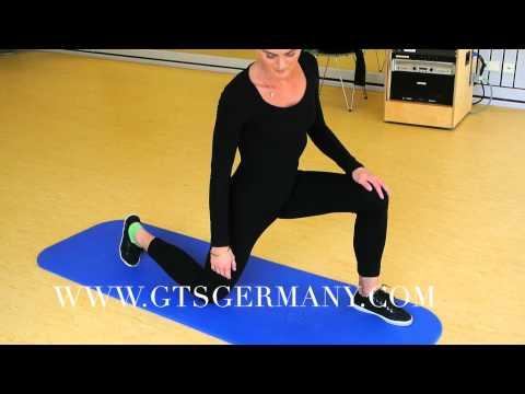 Ob es möglich ist, um Yoga zu tun, wenn es um die Taille weh tut