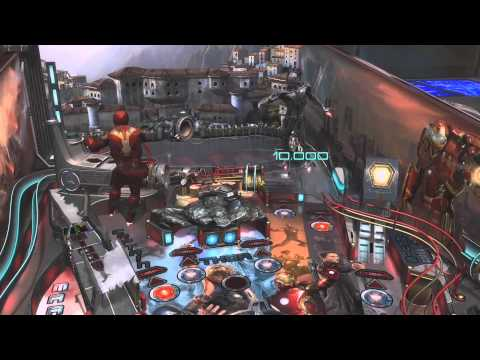 Marvel's Avengers: Age of Ultron Pinball Trailer | PS4, PS3, PS Vita thumbnail