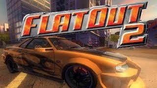 FlatOut 2 - Даешь угар, тапку в пол