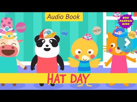 Hat Day (Fashion) Audiobooks Lingokids |Boopanpan Kids