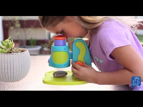 Youtube Video for My First Microscope - For Little Hands