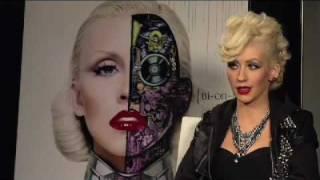 Christina Aguilera - Bionic Interview - Pt. 1