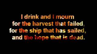 I Drink (Lyrics)