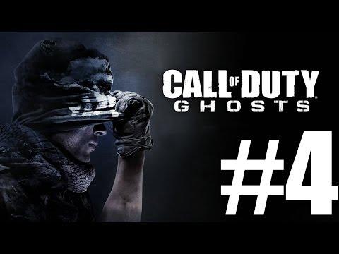 Прохождение Call of Duty Ghosts Часть 4