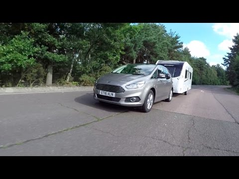 The Practical Caravan Ford S-Max review