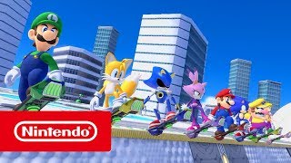 Nintendo Mario & Sonic en los Juegos Olímpicos: Tokio 2020 - Eventos Fantasía (Nintendo Switch) anuncio