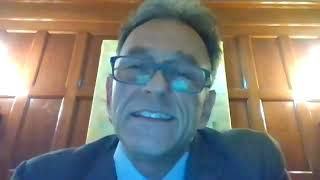 Presentación del libro La polémica Kelsen-Cossio. Teoría Pura del Derecho versus Teoría Egológica del Derecho, de Hans Kelsen y Carlos Cossio (estudio preliminar de Diego Luna)