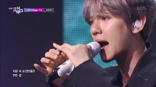 UN Village - 백현(BAEKHYUN) [뮤직뱅크 Music Bank] 20190712