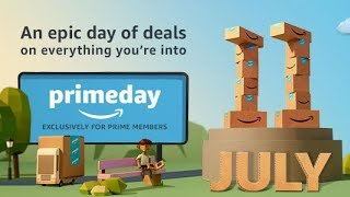 Check The Epic Deals On Amazon Prime Day 2018 (80% Discount)