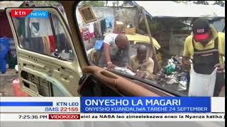 Mtangazaji Larry Asego ajitosa katika mashindano ya magari ya concour d'elegance