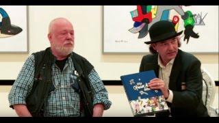 Interview mit Otmar Alt zur Ausstellung - Kunst + Gaumenschmaus