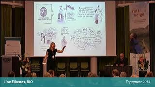 Toppmøte 2014 – Line Eikenes