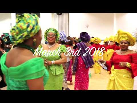 Morocco Maduka In London 2018