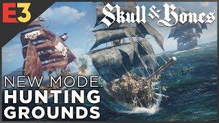 Skull & Bones CO-OP GAMEPLAY! New PvPvE Mode HUNTING GROUNDS