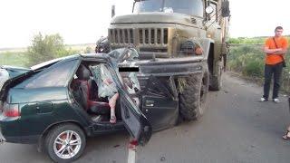 Дорожные аварии. Свежая подборка (Выпуск3)