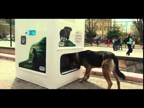 Uređaj koji otpatke pretvara u hranu za životinje