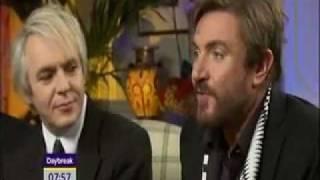 Duran Duran Girl Panic interview (Wednesday 30th November 2011) :
