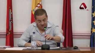 preview picture of video '20121008 Alcantarilla - Pleno Extraordinario AVE'