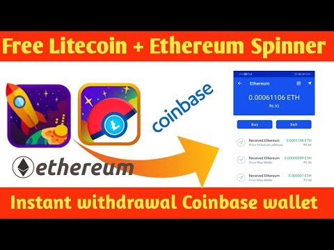 FREE BCH, LITECOIN AND ETH CASHOUT VIA COINBASE INSTANTLY