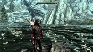 Elder Scrolls V Skyrim максимальные настройки до мода