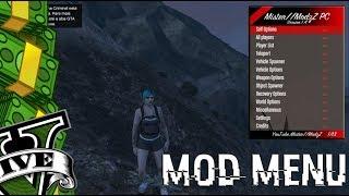 GTA 5 Online PC 1.43 - Mister//Moddz Mod Menu V1.4 - Undetected +Download Free