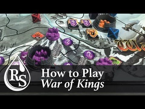 How to Play War of Kings in 5 Minutes