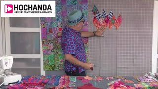 Fabrics And Sewing Tutorials With Kaffe Fassett On Hochanda!