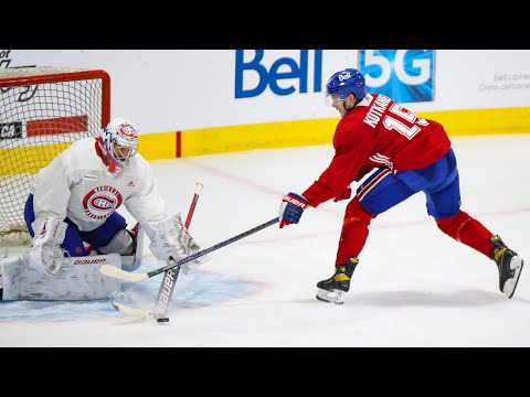 Canadiens being cagey about their plans for backup goalie Jake Allen