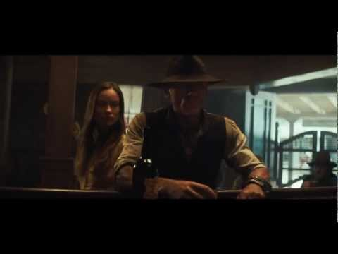Cowboys & Aliens - Trailer italiano ufficiale