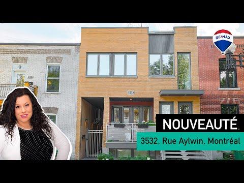 3532, Rue Aylwin, Montréal