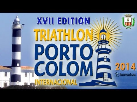 El Triathlon Internacional de Portocolom se disputa este domingo 12/04