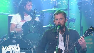 Kings Of Leon   Use Somebody (Live On Letterman)