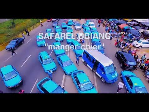 Safarel Obiang - Manger Chier - clip officiel