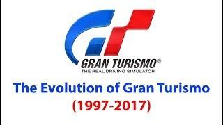 The Evolution of Gran Turismo (1997-2017)
