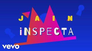 Gambar cover Jain - Inspecta (Lyrics Video)